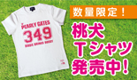 MOMOKEN T-shirt now on sale!